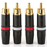 REAN NYS373 Phono Plugs