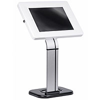 iPad or Tablet PC Secure Floor Stand