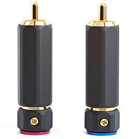 Locking Type RCA Phono Plugs