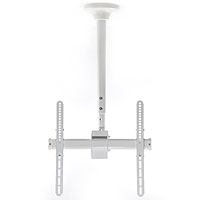 PLBCE94402SW White Heavy Duty TV Ceiling Mount