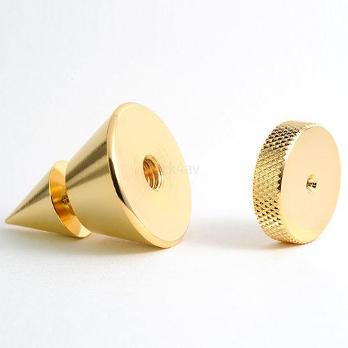 Turntable & Speaker Spikes - Audio Isolation Feet