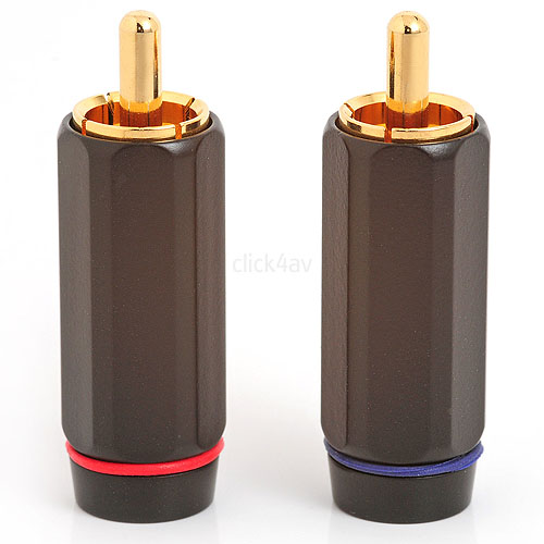 Phono Plugs - Large Diameter RCA Connectors
