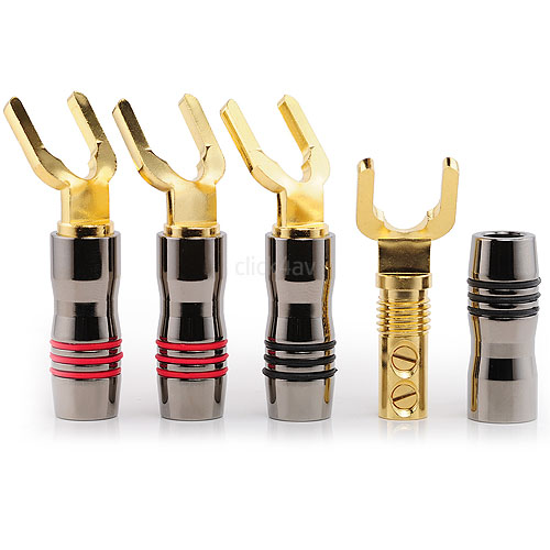 Premium Quality Speaker Spade Terminal Connectors