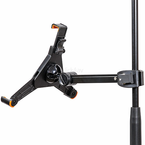 Microphone or Music Stand Mount for iPad or Tablet