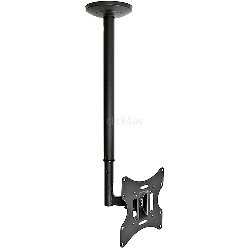 LCD-504A Black TV Ceiling Mount