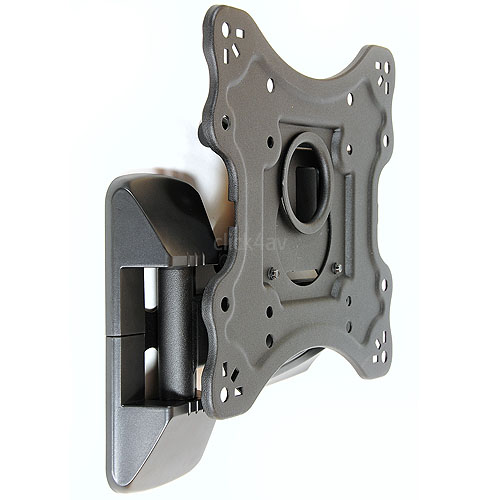 Tilt and Swivel Corner Mount TV Wall Bracket
