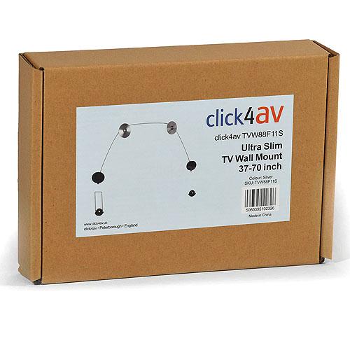 TVW88F11S Ultra Slim TV Wall Mount
